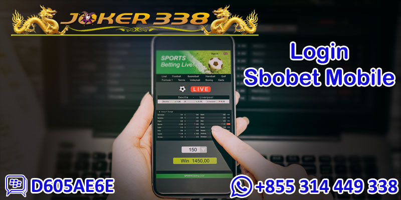 Login Sbobet Mobile